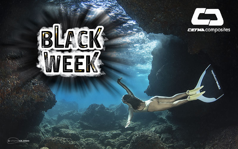 BlackWeek from 22nd November to 1st Dicember